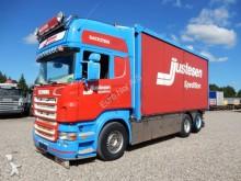 camión Scania R500 6x2 Topline Volumetruck
