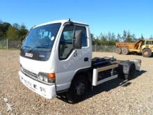 camión chasis Isuzu