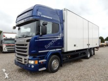 camion Scania R410 6x2*4 Carrier Supra 850