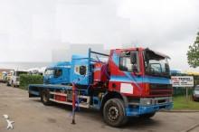 camion DAF 75 ATI 240 - PLATFORM - !!! NO CRANE !!! - BE TR