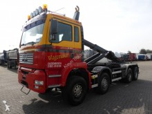 camion MAN 41.410 BB MANUAL HUB REDUCT