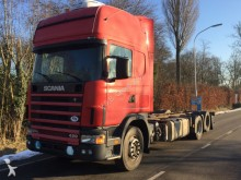 camion Scania R124 420 chassis