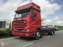 camion Scania M 143 450 Retarder / Airco / Full air