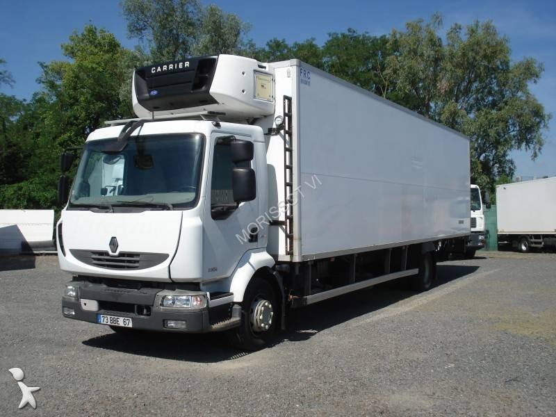 camion frigo 1098 annonces de camion frigo d 39 occasion en vente. Black Bedroom Furniture Sets. Home Design Ideas