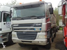 camión volquete DAF