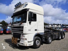 camion DAF XF105/510 8x4 SSC 25 t. Multilift