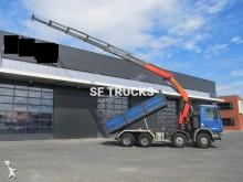 camion Mercedes Actros 4141