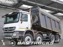 camión Mercedes Actros 4141 K 8X4 Big-Axle Steelsuspension 3-Ped