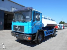 camion MAN 18.232 5full steel suspension / 9000L)