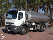 camion Renault PREMIUM 370 DXI , MILCH TANK