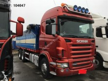 camion Scania R580 - SOON EXPECTED - CHASSIS MANUAL FULL STEEL HUB REDUCTION