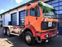 camion Mercedes SK 2638 K Chassi 6x4 V8 Doppel-H Blatt / Blatt