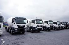 camión MAN TGS / 32.400 / E 6 / BETONOMIESZARKA LIEBHERR 9 M3