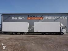 camion MAN TGL 8.220 L 4x2, Euro 5 und 1 Achs Anhg