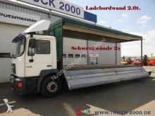 camion plateau brasseur occasion
