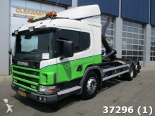 camion Scania P 94 6x2 Low cabine