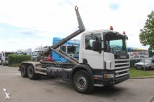 camion Scania 114G-380 - 6x2 - MANUAL GEARBOX 3+3 - A/C - BELG