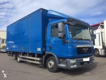 camion furgone trasloco MAN