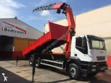 camion plateau porte fer Iveco