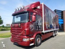 camion Scania R580 Fridge Truck / Manual / Special Paint / Ret