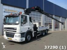 camion DAF 85 FAN CF 360 Euro 5 EEV 6x2 Hiab 37 ton/meter K
