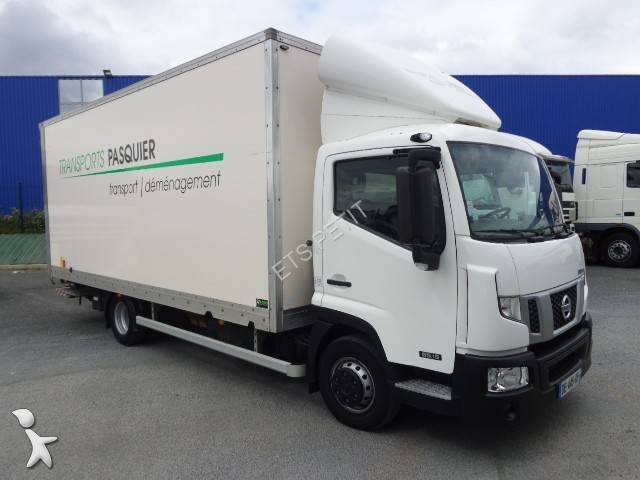 camion nissan fourgon polyfond nt500 4x2 gazoil euro 6 hayon occasion n 2045455. Black Bedroom Furniture Sets. Home Design Ideas