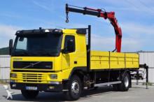 ciężarówka Volvo FM 12 380 Pritsche 6,50 m + KRAN!