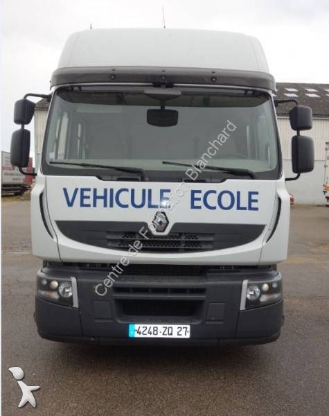camion auto cole occasion renault premium 280 dxi annonce n 2045843. Black Bedroom Furniture Sets. Home Design Ideas