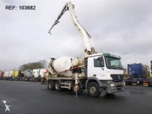 camion Mercedes ACTROS 3244 8X4 FULL STEEL HUB REDUCTION CIFA MAGNUM MK24.4