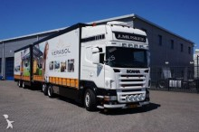 camion Scania C R480 Topline Euro 5 3 Pedals Retarder omplete