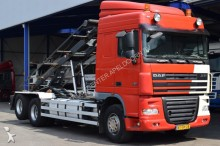 camión DAF XF 105 - 460 / Euro 5 / 24 Tons NCH / Space Cab