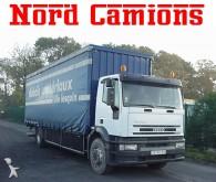 camion Teloni scorrevoli (centinato alla francese) cassone fisso Iveco