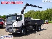 camión Ampliroll Scania