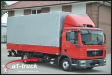 camion MAN TGL 8.180 BL LBW, Schiebeverdeck, Standheizung, Klima
