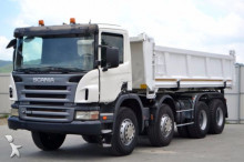 camion Scania P380 * Kipper 6,00 m * 8x4 * Bordmatic!
