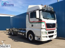 camion MAN TGX 33 540 EURO 5, Manual, Retarder, 13 Tons axl