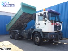 camion MAN FE 310 6x4, Manual, Airco, Naafreductie, Steel s