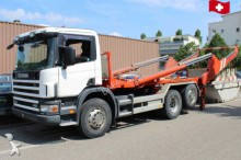 camion halfpipe tipper Scania