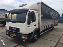 camion MAN 8.163 schuifzeil laadbak