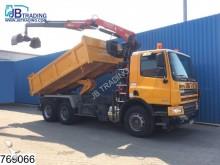 camion DAF CF 75 360 6x4, Manual, Fassi F 130 A 22 crane ,