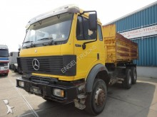 camión Mercedes AK SK2635 6x6 FULL STEEL MEILLER KIPPER (MANUAL