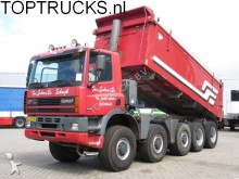 camion Ginaf M 5450 10x8 TIPPER / MANUAL GEARBOX