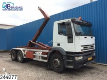 camion Iveco Cursor 310 6x2, Manual, 10 Wheels,Hook container