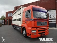 camión MAN TGA 18 460 KABA 2 Deks veetransporter