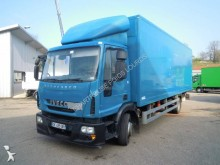 camion fourgon polyfond Iveco