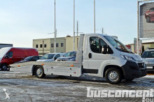 camión Fiat Ducato Tow Truck - Euro 5 Air suspension