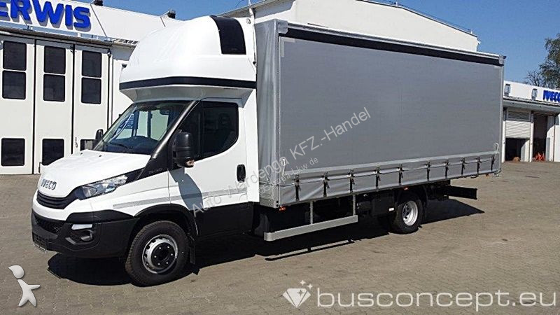 camion iveco rideaux coulissants plsc daily 70c18 15ep. Black Bedroom Furniture Sets. Home Design Ideas