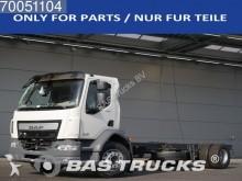 camion DAF LF 290 Unfall 4X2 ACC FCW AEBS LDWS Euro 6
