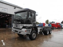 camion Mercedes Actros 3348 (STEEL / 6X6 / V8 / BIG AXLE)
