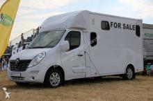 camión Renault Master - 5-person Horsebox 2018 neuf